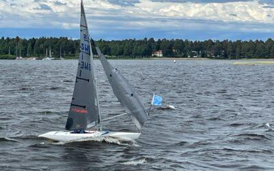 Rankingsegling för 2.4mR seglas nu i helgen. Fia Fjelddahl segrare i regattan